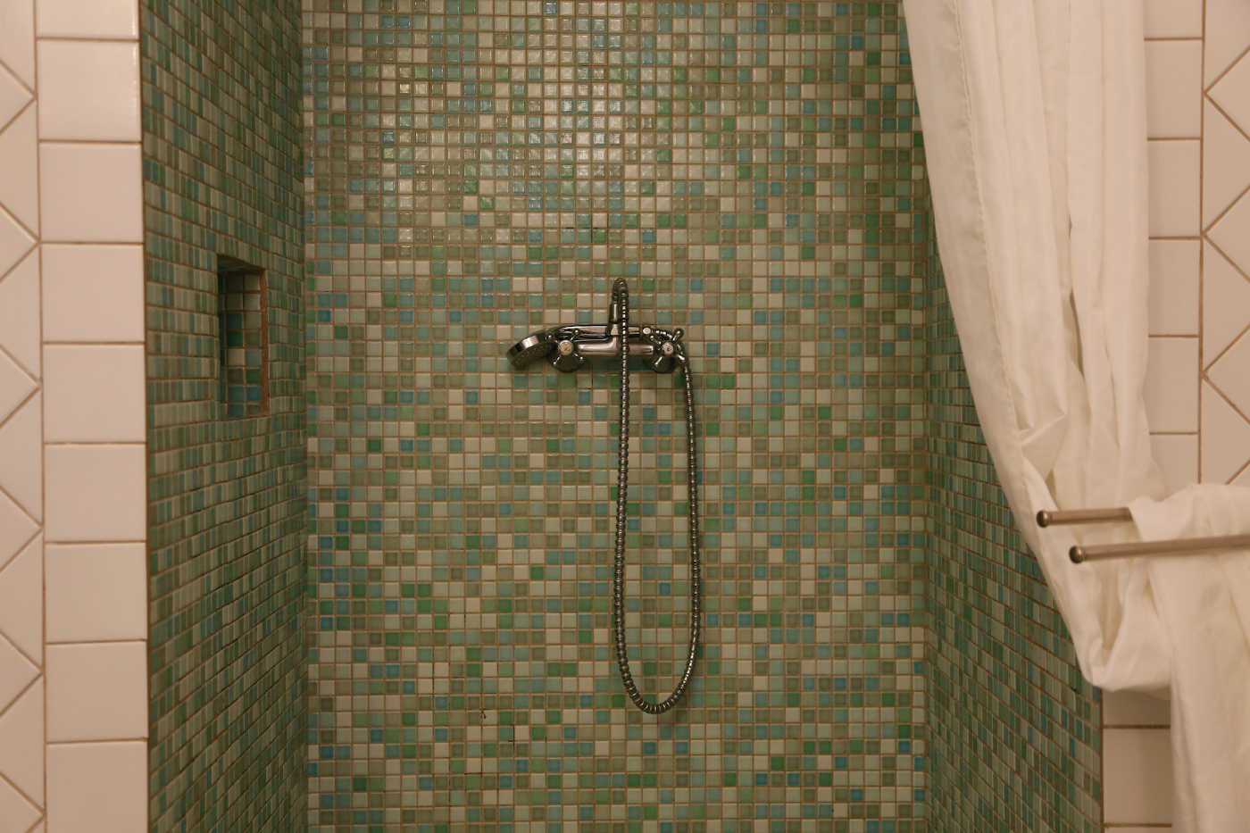 Nytt badrum